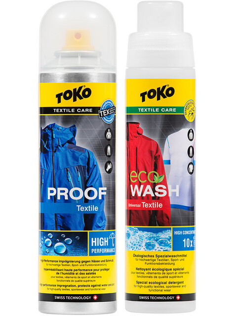 Toko Duo-Pack 2 x 250ml geel